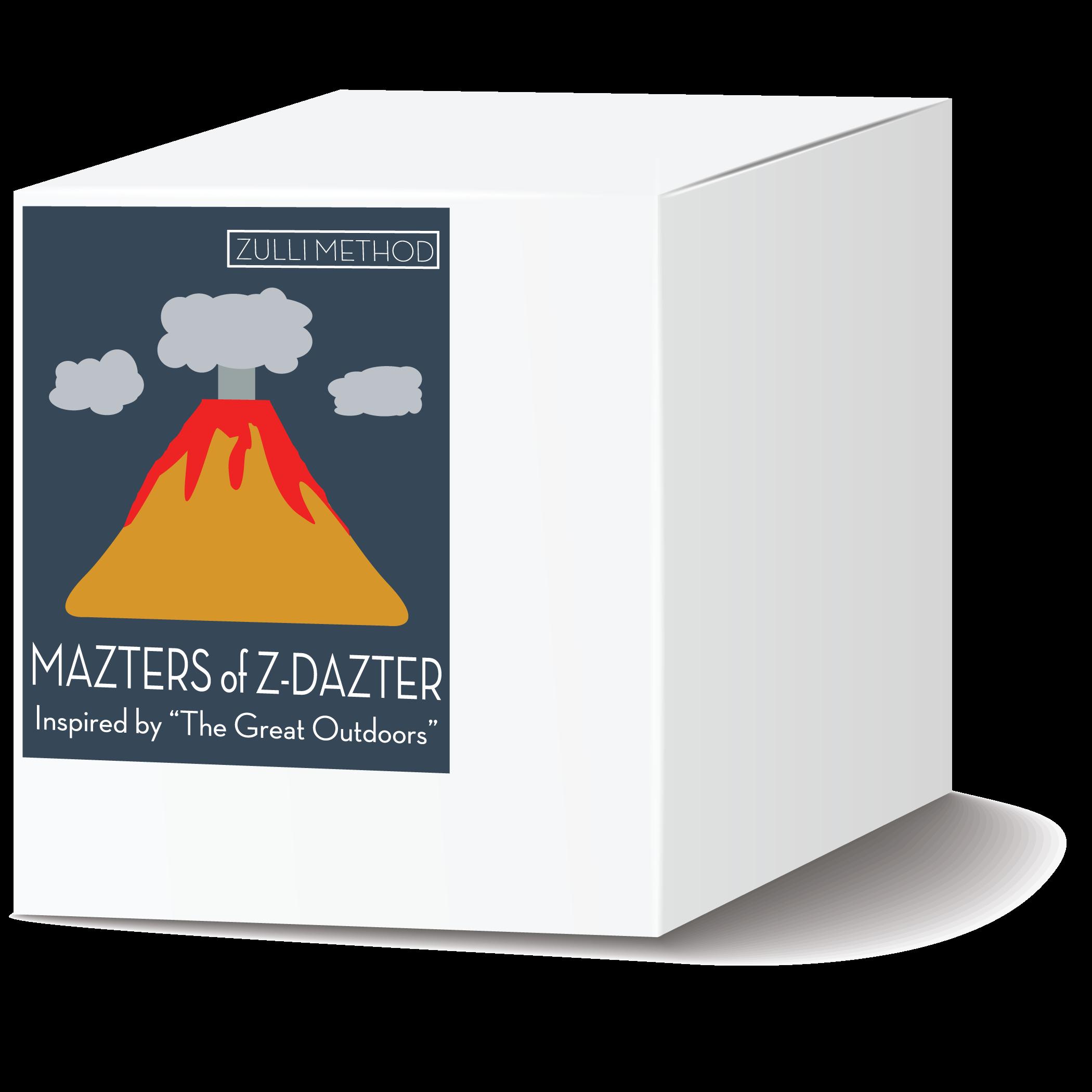 Mazters of Z-Dazter